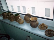 German Handcrafted Pottery in Ramstein, Germany