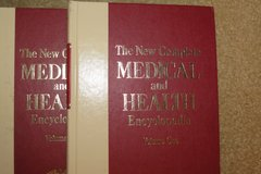 Britannica's Complete Medical and Health Encyclopedia set in 29 Palms, California
