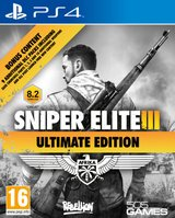 Sniper Elite 3:Ultimate Edition PS4 in Moody AFB, Georgia