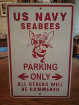 Navy Seabee Tin in Hinesville, Georgia