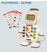 Alphie The Learning Robot in Kingwood, Texas