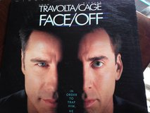 Face/Off Laser Disc in Naperville, Illinois