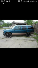 95 Tahoe in Houston, Texas