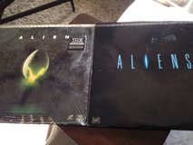 Alien/Aliens Laser Discs in Joliet, Illinois
