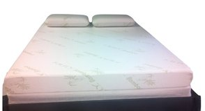 NEW Bamboo Memory Foam Mattress (TWIN SIZE) in Beaufort, South Carolina