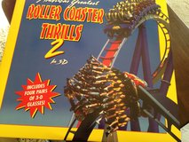 Roller Coaster Thrills 2 Laser Disc in Oswego, Illinois
