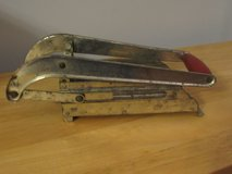 "Vintage.Ekco ""Miracle"" French Fry Cutter~Reduced in Sandwich, Illinois"