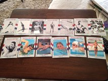 Olympic Water Sport Cards in Joliet, Illinois
