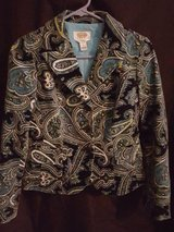 Paisley Jacket in Spring, Texas