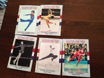 Olympic Skating Cards in Joliet, Illinois