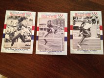 Olympic Female Athlete Cards in Joliet, Illinois