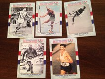Olympic Decathlon/Marathon Cards in Joliet, Illinois
