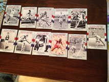Olympic Track Events Cards in Joliet, Illinois