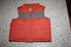 Gymboree NEW Puffer Vest - $6 (Naperville) in Glendale Heights, Illinois