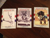 Olympic Jumping Events Cards in Joliet, Illinois