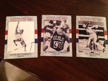 Olympic Field Events Cards in Joliet, Illinois