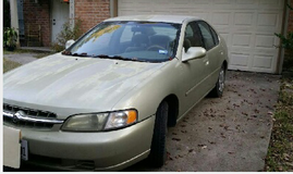 99 Nissan Altima in The Woodlands, Texas