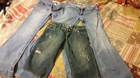 Mossimo jeans. size 7 lots in Houston, Texas