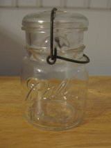 Vintage Ball Canning Jar~1 Pint in Sandwich, Illinois