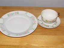 Bavaria China Set in Sandwich, Illinois