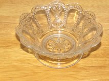 Very Ornate Small Vintage Dish in Chicago, Illinois