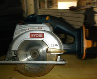 Ryobi 18V Circular Saw and Sabre Saw Set in Alamogordo, New Mexico