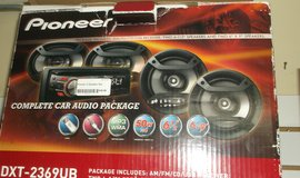 Pioneer Car Audio Speakers Set of 4 NEW IN BOX -- Speakers Only in Alamogordo, New Mexico