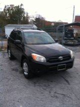 2007 toyota rav4 4 cylinder automatic suv in Goldsboro, North Carolina