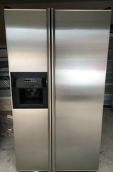 Kitchen Aid Stainless Steel Refrigerator in Tomball, Texas