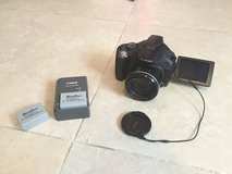 *reduced* Canon PowerShot SX30 IS - 14.1 MP Digital Camera - Black in Kaneohe Bay, Hawaii