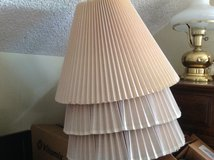 Large Lamp Shades.   (3) in Travis AFB, California