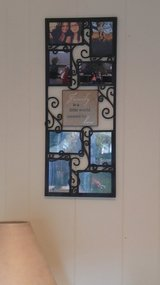 Collage frame in Spring, Texas
