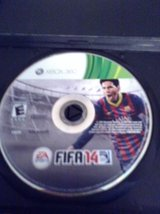 Xbox 360 fifa14 in Sandwich, Illinois