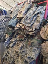Lots of military clothing ,,all sizes,, in Alamogordo, New Mexico