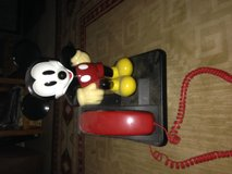 Mickey Mouse phone in Fort Drum, New York