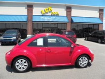 2008 VW New Beetle in Goldsboro, North Carolina