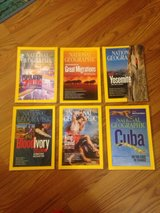 6 National Geographic magaize in Beaufort, South Carolina