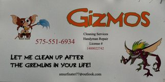 Gizmos Cleaning and Handyman Services in Alamogordo, New Mexico