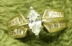 Marquise Diamond Ring in Fort Irwin, California