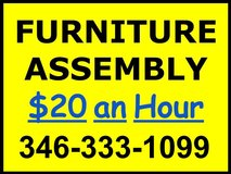Furniture Assembler - Overhead Storage Installation - Wall Mounted Cabinets & Shelving in Houston, Texas