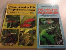 Aquarium and tropical aquarium fish books in Yorkville, Illinois