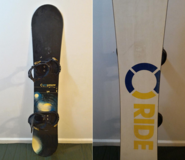 Snowboard by Ride Catalyst in Hinesville, Georgia