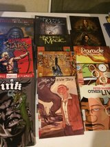 11 last GRAPHIC NOVELS  lot in Naperville, Illinois