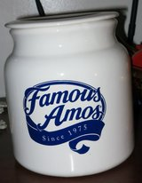 NEW FAMOUS AMOS COOKIE JAR in Cherry Point, North Carolina