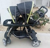 Graco Ready2Grow Double Stroller (Orig. $219.99 at Babies'R'Us) in 29 Palms, California