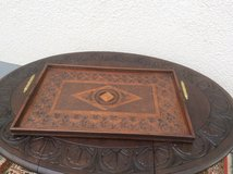 Antique Serving Tray in Ramstein, Germany