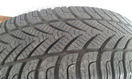 WInther tires/all season 215/65/16 in Hohenfels, Germany