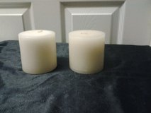 Unscented White Candles in Eglin AFB, Florida
