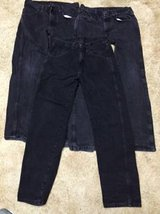 new and lightly used men's jeans in Fort Hood, Texas