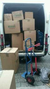 MOVING/TRANSPORT/DELIVERY/JUNK REMOVAL/TRASH HAUL/RELOCATION in Ramstein, Germany